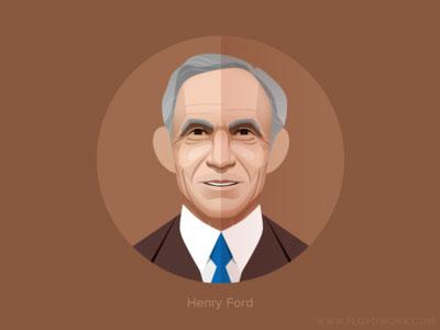 تصمیمی که هنری فورد را میلیاردر کرد؟!
