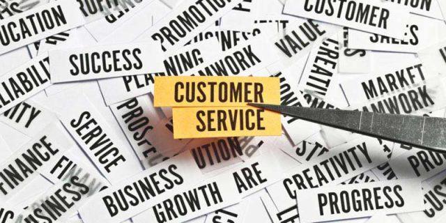پرسشنامه استاندارد مشتری مداری
