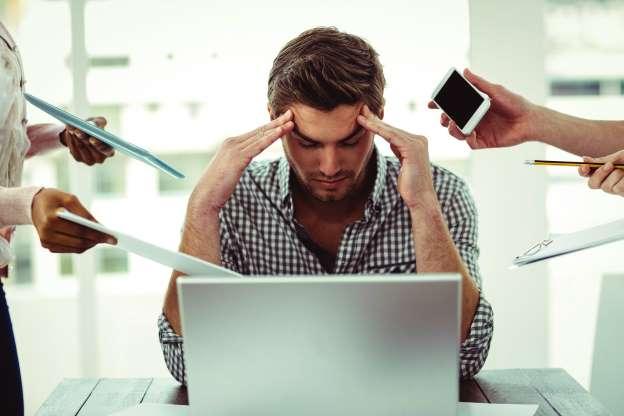 پرسشنامه استاندارد استرس شغلی