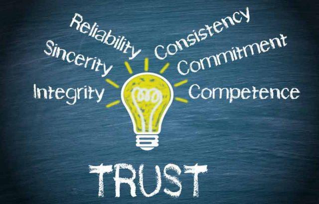 پرسشنامه استاندارد اعتماد سازمانی کناوتانچای